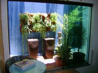 MC3 Arquitetura . Paisagismo . Interiores Сад