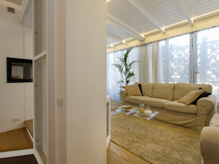 Fabio Carria Modern living room White