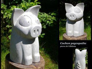 Arlequin ArtworkSculptures Stone