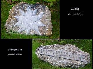 Arlequin Garden Accessories & decoration Stone