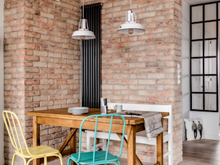 Loft Factory Eclectic style dining room