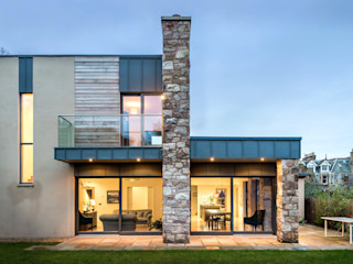 Solid House, North Berwick Chris Humphreys Photography Ltd Modern Houses