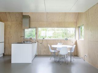 Kwint architecten Minimalist Mutfak