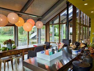 Kwint architecten Cucina rurale