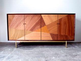 Cassette Living roomCupboards & sideboards Wood