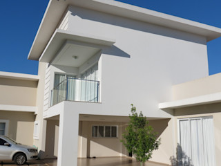 Lu Andreolla Arquitetura Modern houses