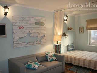 Маленький отель г. Евпатория Дорогой Дом Спальня в стиле кантри