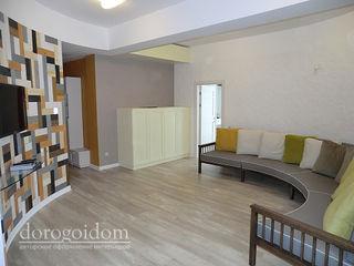 Апартаменты в Darsan. г. Ялта Дорогой Дом Гостиная в стиле минимализм