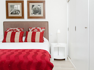 The Sibarist Property & Homes Classic style bedroom