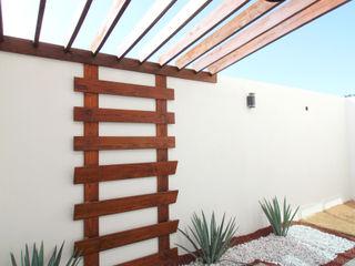 Casa Paseo del Vergel D.I. Pilar Román Jardines industriales
