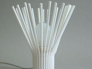 STRAW - Table Lamp abode Co., Ltd. SoggiornoIlluminazione