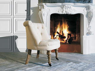 Deeco Living roomAccessories & decoration Bahan Sintetis White