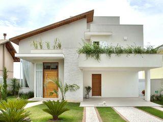 Habitat arquitetura Casas de estilo ecléctico