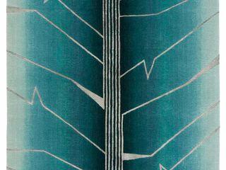 Deirdre Dyson 2016 Rug Collection - WALKING ON ART Deirdre Dyson Carpets Ltd Walls & flooringCarpets & rugs Wool Green
