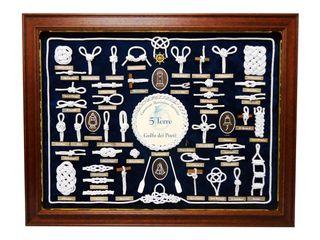 INCORNICIARE Gospodarstwo domoweAkcesoria i dekoracje Drewno Niebieski