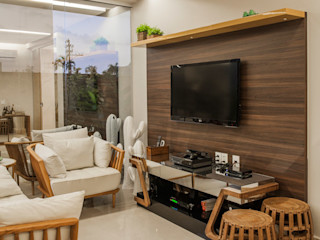 Projeto Heloisa Titan Arquitetura Modern living room
