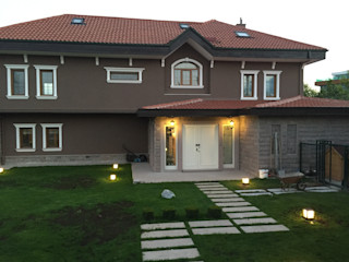 Ankara Villa RETA ARCHITECTURE-INTERIOR -INDUSTRIAL DESIGN Modern Evler