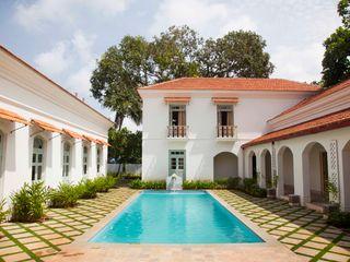 Studio MoMo Tropical style houses