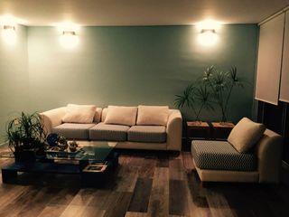 LS+M Ruang Keluarga Klasik