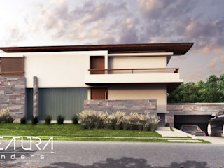 Creatura Renders Classic style houses