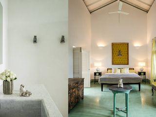 Studio MoMo Modern Bedroom