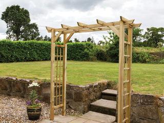 Garden Structures on a Budget Heritage Gardens UK Online Garden Centre GartenAccessoires und Dekoration Holz Beige