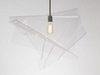 Shine steinbuehl WohnzimmerBeleuchtung Plastik Transparent