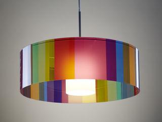Farbkosmos steinbuehl WohnzimmerBeleuchtung Plastik Mehrfarbig