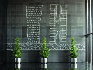 Hobby Flower Interior landscaping Metallic/Silver