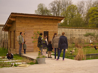 Association Picorama, Les animaux jardiniers Fertiles Centre d'expositions originaux