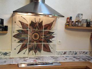 Terre & Bentine KitchenBench tops Sandstone Brown
