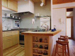 AMI ENVIRONMENT DESIGN/アミ環境デザイン Asian style kitchen