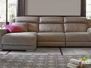 Sofás prácticos y confortables Muebles caparros SalonesSofás y sillones