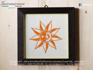 INCORNICIARE Gospodarstwo domoweAkcesoria i dekoracje Pomarańczowy