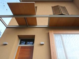 STUDIO DI ARCHITETTURA RAFFIN Modern houses Wood