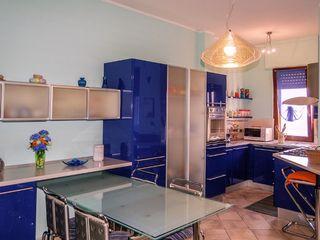 ATELEON Cuisine moderne Bleu