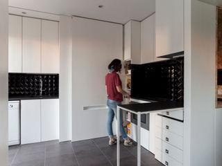 estudio551 Modern Mutfak Ahşap