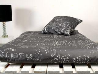 s.wert design BedroomAccessories & decoration Cotton Grey