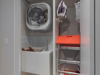 Carina Dal Fabbro Arquitetura e Interiores Ltda Modern kitchen MDF
