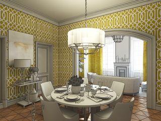Бражинская Classic style dining room