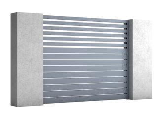 Nive GiardinoRecinzioni Alluminio / Zinco Variopinto