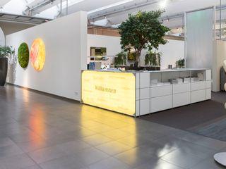 PFERSICH Büroeinrichtungen GmbH Przestrzenie biurowe i magazynowe