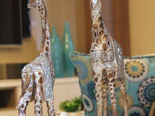Daiana Oliboni Design de Interiores Living roomAccessories & decoration
