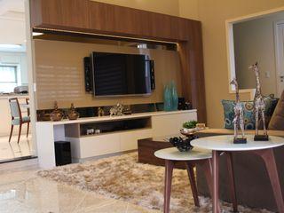 Daiana Oliboni Design de Interiores Modern Living Room