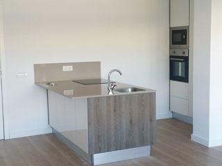 Reforma integral vivienda en Tenerife Tatiana Doria, Diseño de interiores Cocinas de estilo moderno