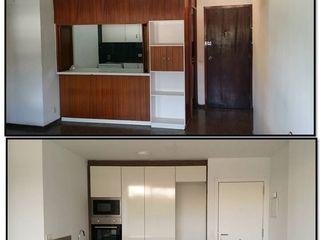 Antes y después de cocina Tatiana Doria, Diseño de interiores