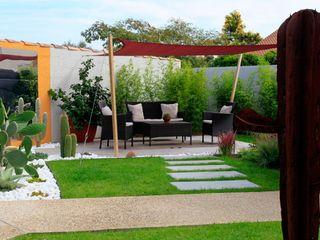 CONCEPTUELLES PAYSAGE ET DECORATION Modern garden