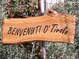 INCORNICIARE OgródAkcesoria i dekoracje Lite drewno