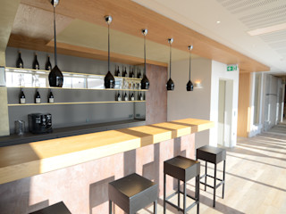 Bar Fang Interior Design Bares y clubs