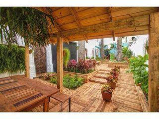 Diogo Alvarez Arquitetura e projetos 3D Country style garden Wood Wood effect